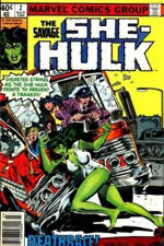 Savage She-Hulk, The #2