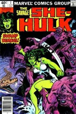 Savage She-Hulk, The #7