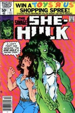 Savage She-Hulk, The #9