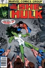 Savage She-Hulk, The #11