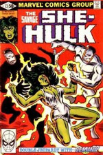 Savage She-Hulk, The #12 cover