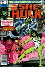 Savage She-Hulk, The #13