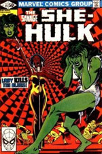 Savage She-Hulk, The #15 cover