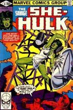 Savage She-Hulk, The #16