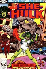 Savage She-Hulk, The #17