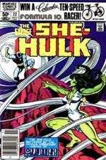 Savage She-Hulk, The #22