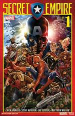 Secret Empire #1