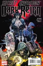 Secret Invasion: Dark Reign #1