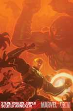 Steve Rogers: Super-Soldier Annual #1