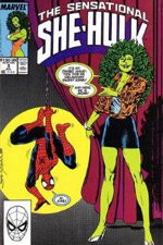 Sensational She-Hulk, The #3