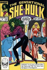 Sensational She-Hulk, The #4