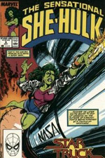 Sensational She-Hulk, The #6