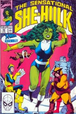 Sensational She-Hulk, The #12