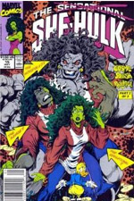 Sensational She-Hulk, The #15