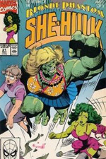 Sensational She-Hulk, The #21