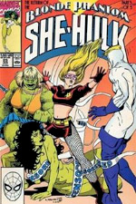 Sensational She-Hulk, The #23