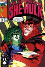 Sensational She-Hulk, The #28