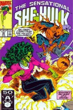 Sensational She-Hulk, The #30