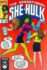 Sensational She-Hulk, The #31