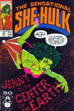 Sensational She-Hulk, The #32