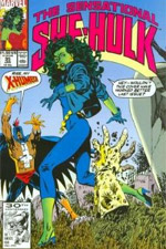 Sensational She-Hulk, The #35
