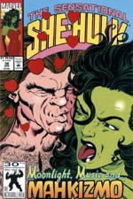 Sensational She-Hulk, The #38