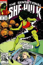 Sensational She-Hulk, The #41