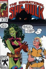 Sensational She-Hulk, The #42