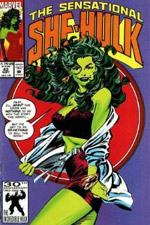 Sensational She-Hulk, The #43