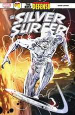 Silver Surfer: The Best Defense #1