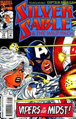 Silver Sable and the Wild Pack #15