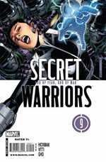 Secret Warriors #9