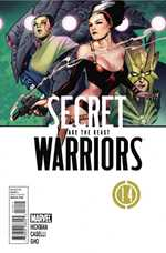 Secret Warriors #14
