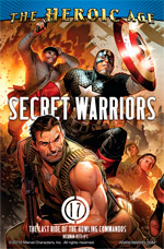Secret Warriors #17