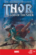Thor: God of Thunder #17