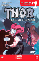 Thor: God of Thunder #19