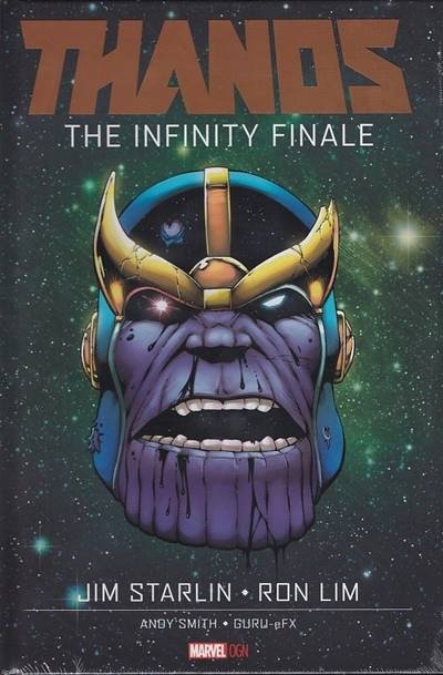 Thanos: The Infinity Finale GN #1