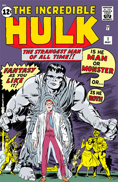 The Incredible Hulk #1 (May 1962)