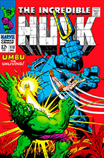 Incredible Hulk #110