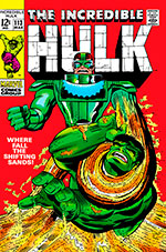 Incredible Hulk #113