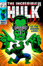 Incredible Hulk #115
