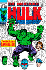 Incredible Hulk #116