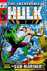 Incredible Hulk #118