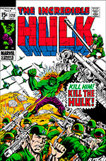 Incredible Hulk #120