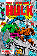 Incredible Hulk #122