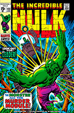 Incredible Hulk #123