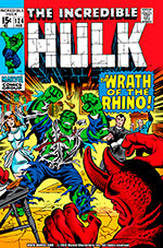 Incredible Hulk #124