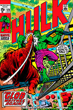 Incredible Hulk #129