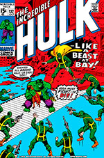 Incredible Hulk #132