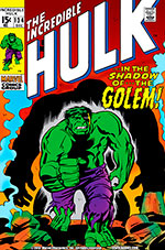 Incredible Hulk #134